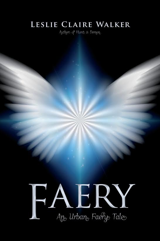 New Faery Cover