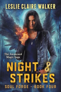 OFFICIAL RELEASE DAY – NIGHT STRIKES!